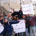 مسيرة لمواجهة سرطان العنف - الناصرة
