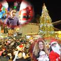 اضاءة شجرة الميلاد في الناصرة 2010