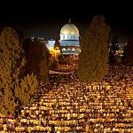 نحو 500 ألف من المقدسيين وعرب الداخل ...