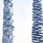 برج دافنشى الدوار ... سبحان الله