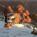 جبل موسى ، سيناء ، مصر