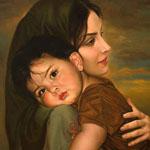 لا أُجيد الكتابة عن والدتي .. فلا أحد يستطيع وصف جزء من الجنة.