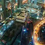 دبي_الإمارات ، هكذا كانت في 1991 إلى ...