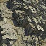 صورة جوية مروعة تجسد حالة الدمار الذي أصاب مدينة حمص السورية !!!