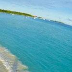 مر و ممشى طبيعي في جزر المالديف