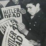 هتلر مات ، كان الخبر الذي لا يمكن تصديقه سنة 1945