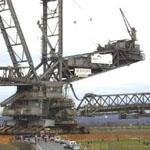 اضخم ماكينة حفر في العالم