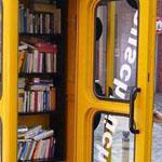 تحولت أكشاك الهاتف القديمة إلى مكتبات صغيرة في ألمانيا