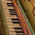 سلالم البيانو، أمستردام