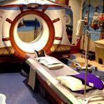 تصميم غرفة اشعة للأطفال