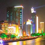 نهر اللؤلؤ في جوانزوا - الصين