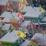 النرويج في فصل الشتاء