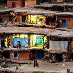 احدى القرى الإيرانية