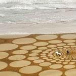 فن الرسم على الرمال