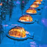 قرية كوخ الإسكيمو، الفنلندية