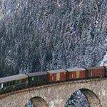 خط السكة الحديد في فرنسا من عجائب وغر...