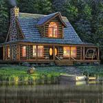 صورة ساحرة لبيت جميل