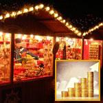 80 مليار يورو حجم المبيعات في عيدي الميلاد ورأس السنة بألمانيا