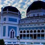 مسجد الميدان الكبير - أندونيسيا