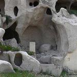 مدينة الكهوف في تركيا