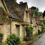 قريه كوتسوولدز في إنجلترا