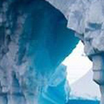 تحفة معمارية طبيعية في القارة القطبية...