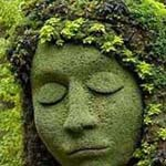 منحوتات عملاقة مصنوعة من النباتات وال...