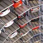 """مخازن سيارات الشركة العالمية """"فولكس ف..."""