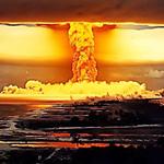 قنبلة لا تقتل البشر لكنها تعيد الحضار...