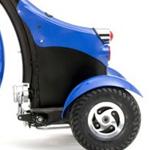دراجة تعمل بالطاقة الكهربائية تمتاز ب...