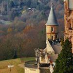 قلعة التنين في ألمانيا