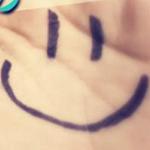 الإبتسامة كلمة معروفة من غير حروف