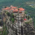 أماكن مثيرة للاهتمام دير المقدس مينيورا في اليونان
