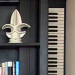 تحويل البيانو لمكتبة