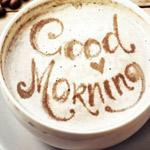 أحلى فنجان قهوة  لجميع الاصدقاء