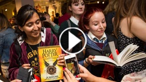 مبيعات بالملايين لمسرحية هاري بوتر الجديدة