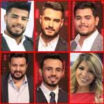 نتائج عرب ايدول: بحضور اصالة خروج داليا سعيد من مصر