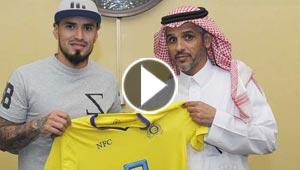 هل سيحاكم معلق رياضي سعودي قال للاعب مسيحي (ينصر دينك)؟ بالفيديو!