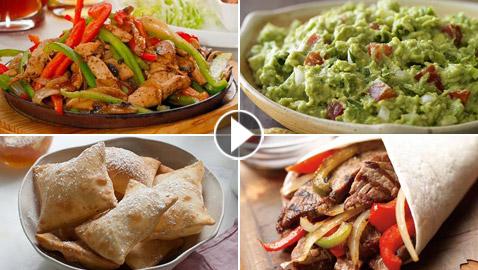 مأكولات شهية حول العالم لمائدة رمضان.. المطبخ المكسيكي