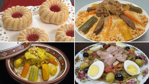 مأكولات شهية حول العالم لمائدة رمضان.. المطبخ الجزائري