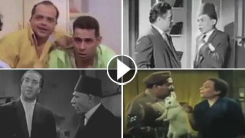 فيديو لأشهر الجمل بالأفلام المصرية أصبحت مفردات لدى المصريين