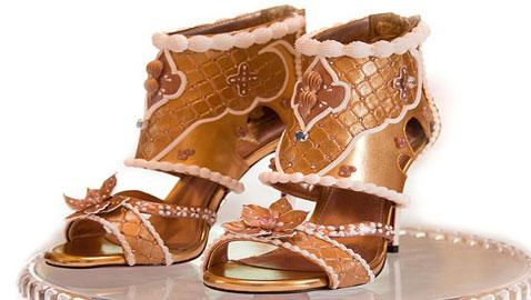 صور أغلى حذاء بالعالم بقيمة 15 مليون دولار في دبي