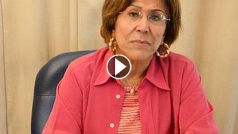 الكاتبة المصرية فريدة الشوباشي اعتنقت الاسلام وتهاجم الشيخ الشعراوي