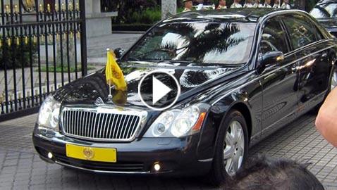 أسرار  سيارات زعماء وملوك العالم.. أحداها كلّفت 15 مليون دولار!