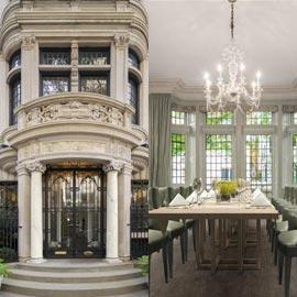 صور قصر مايكل جاكسون يملكه مغربي وعرضه للبيع بـ39 مليون دولار