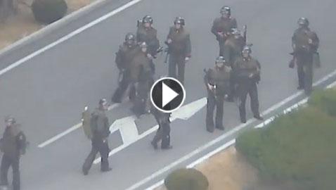 فيديو مذهل.. هكذا انشق جندي كوري شمالي وعبر الحدود