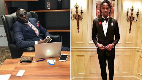 صور أبناء موغابي في حياة مليئة بالثروات والبذخ الفائق