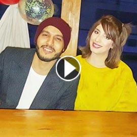 صور وفيديو خطوبة سهيلة بن لشهب نجمة ستار اكاديمي الجزائرية