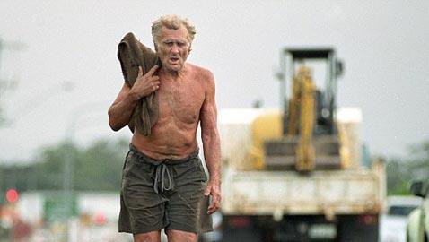 طرزان روسيا..  ترك كل شيء  وعاش في البرية 60 سنة