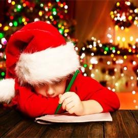 مع اقتراب عيد الميلاد.. رسالة غريبة من طفل الي بابا نويل